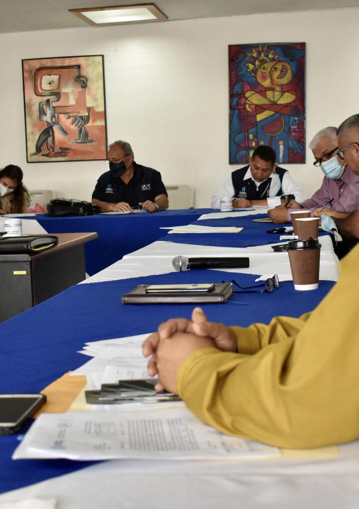 Municipalidad de Zacapa es acompañada por la Copresam para atender problemáticas del municipio y para gestionar la construcción de nuevo mercado.