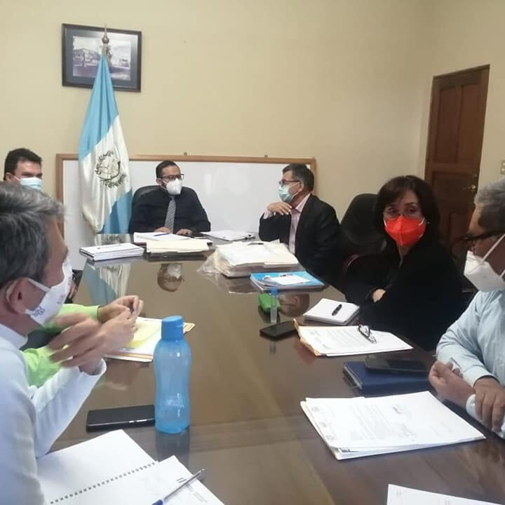 Copresam vincula a la mancomunidad Eripaz con el Ministerio de Educación.
