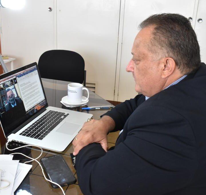 Encuentro virtual de mancomunidades y autoridades del Ministerio de Cultura y Deportes fue provocado por Copresam.