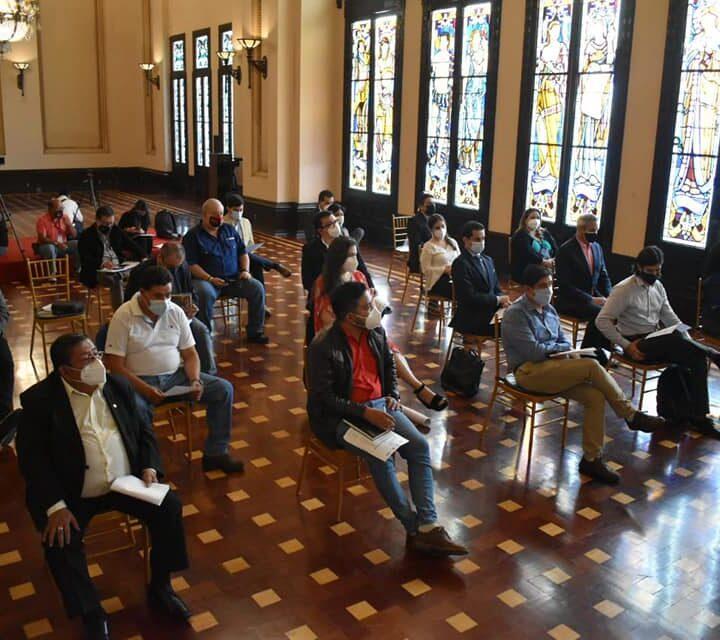 BICIRUTA 502:para conectar Guatemala
