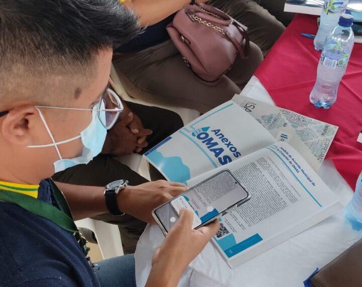 Avanza gira nacional de capacitación sobre agua y saneamiento