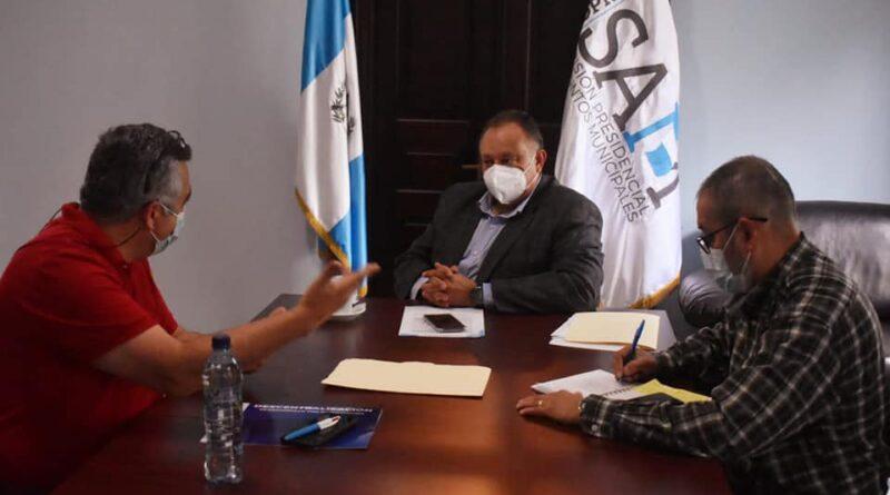 COPRESAM y JHPIEGO, -programa de USAID- en acercamiento para temas de agua y saneamiento