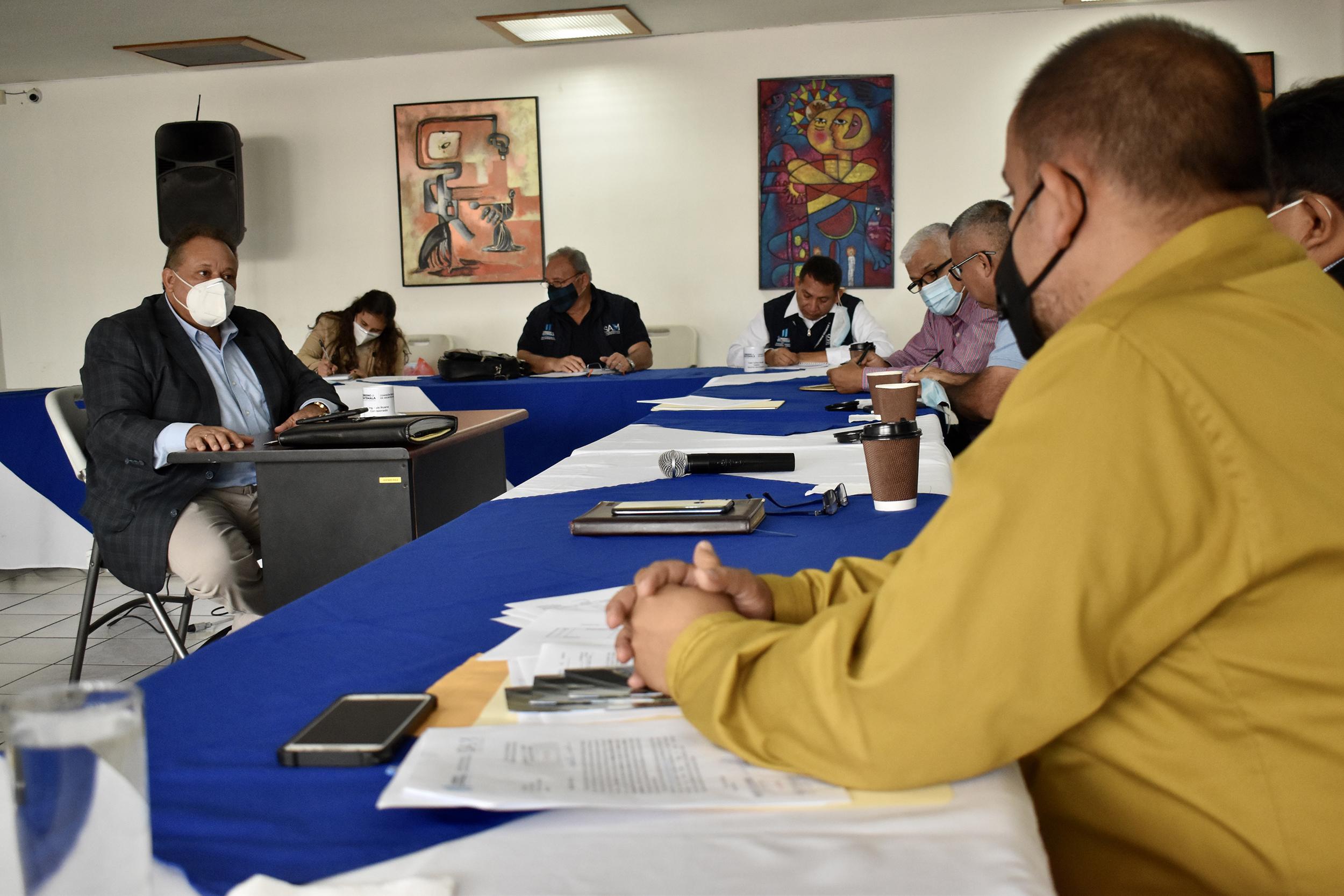 Apoyo a la Municipalidad de Zacapa